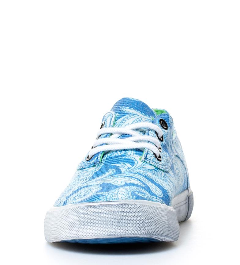 Mustang Zapatillas Bic azul