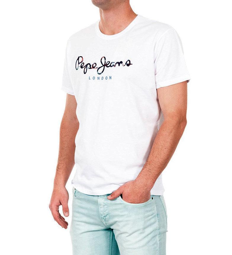 Comprar Pepe Jeans Camisa branca Simon