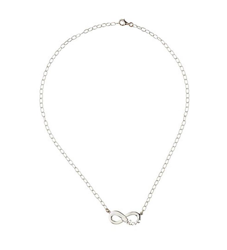 Comprar Yocari Infinity Silver Love Necklace