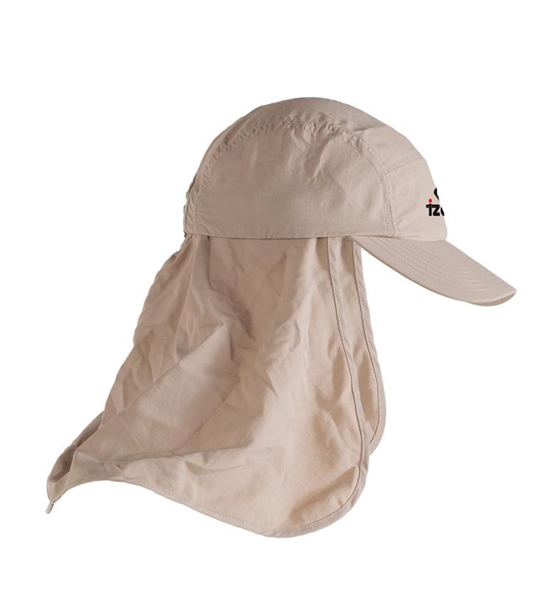 Comprar Izas Gorra con capa extraíble Aku beige