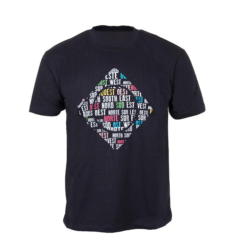 Comprar Izas Gilbo black shirt