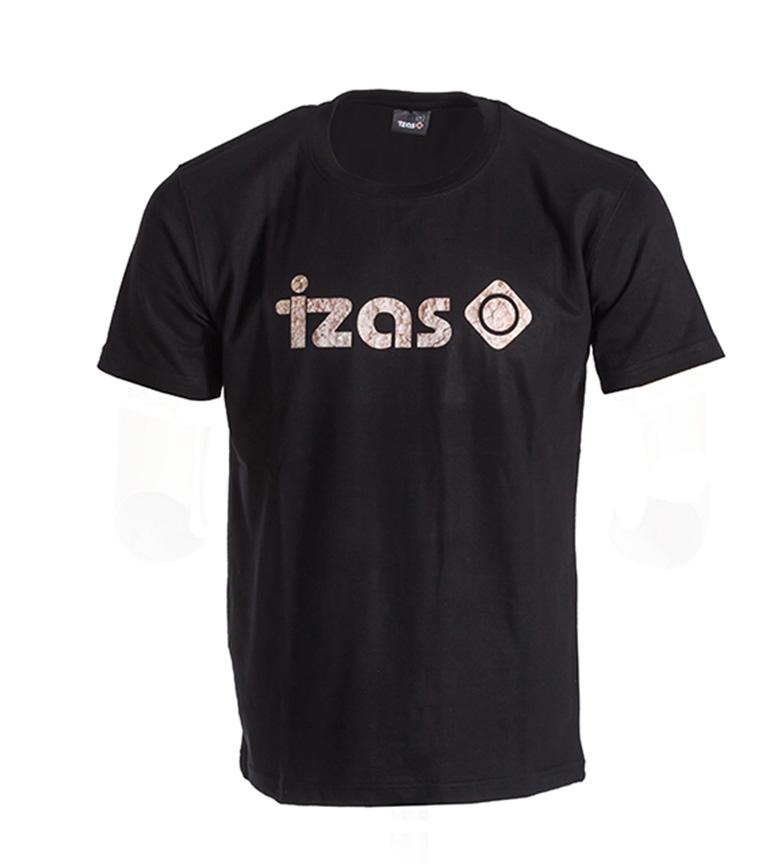 Comprar Izas Run Black T-Shirt