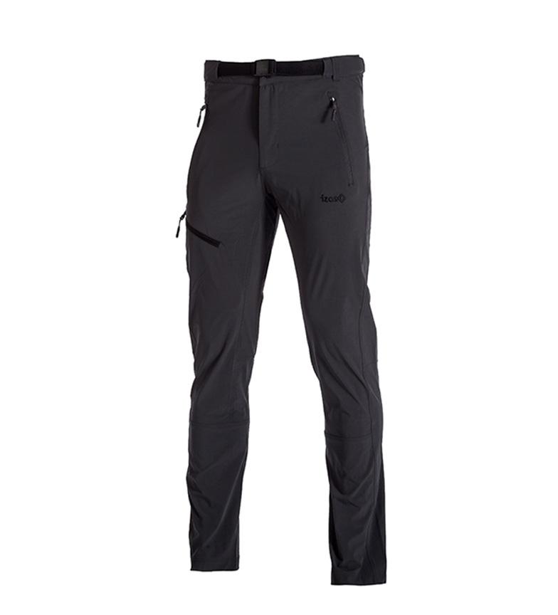 Comprar Izas Senner gray dark trousers, black