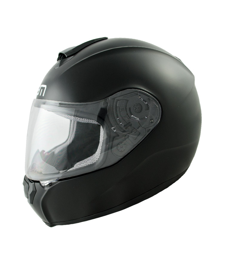 Comprar Lem Helmets Casco integral LEM Shadow Matte negro