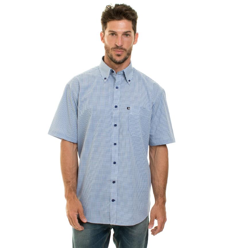Formen Blå Regular Fit Skjorte Joe billig footlocker surfe på nettet billig salg salg klaring sneakernews QvE3q08B