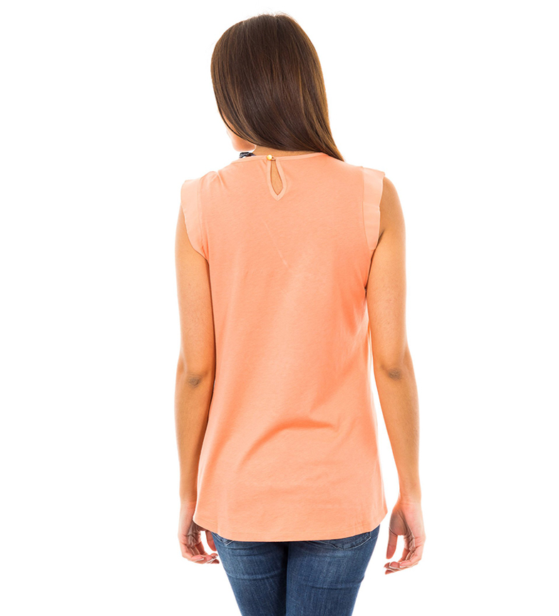 Mcgregor Camiseta Harper Korall salg fra Kina utløp gratis frakt ebay billig online 2014 nye billige gode tilbud tlWlS5s