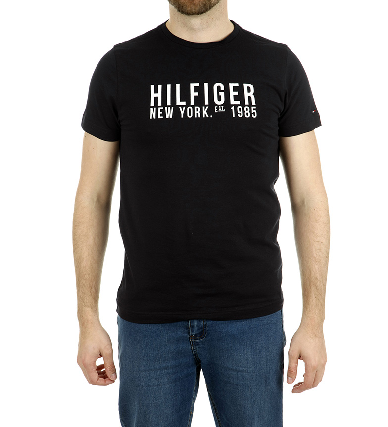 Tommy Hilfiger Camiseta Lars Tee azul oscuro