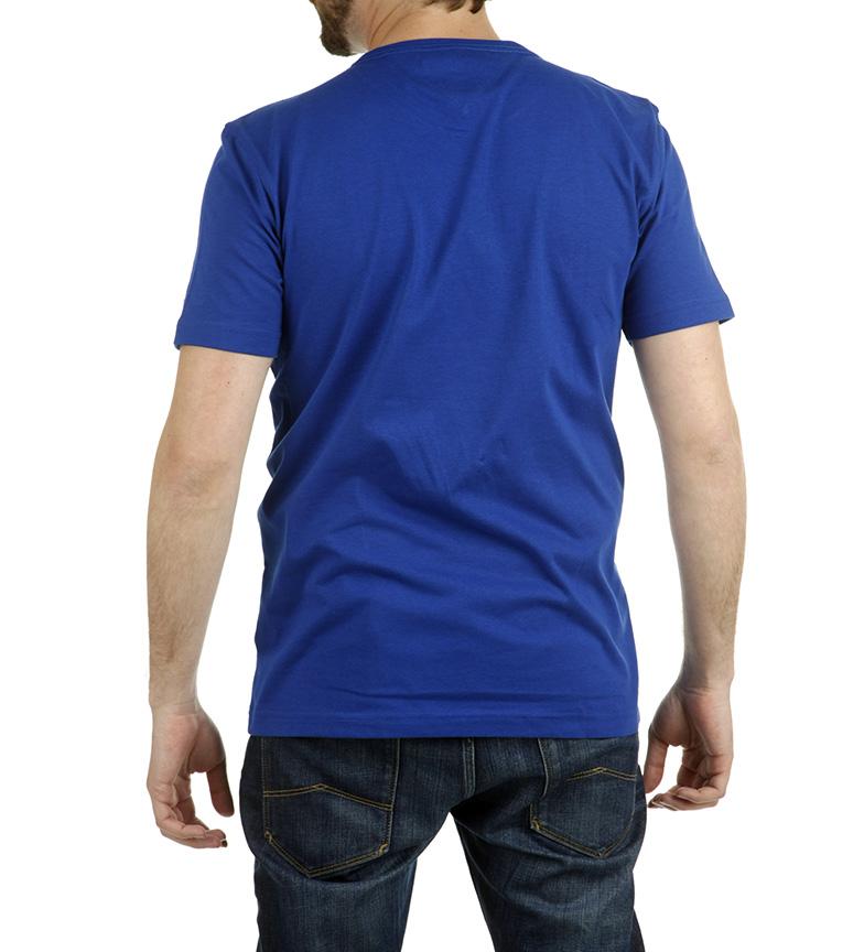 Tommy Hilfiger Camiseta Lars Tee azul royal