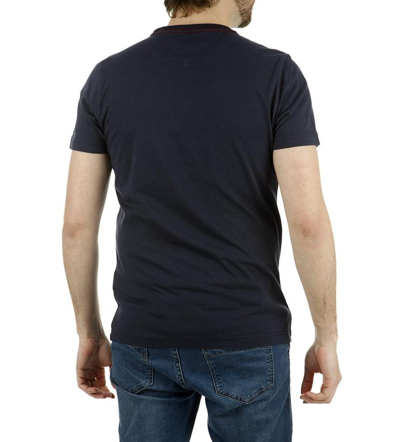 Tommy Hilfiger Camiseta Lukas Tee marino