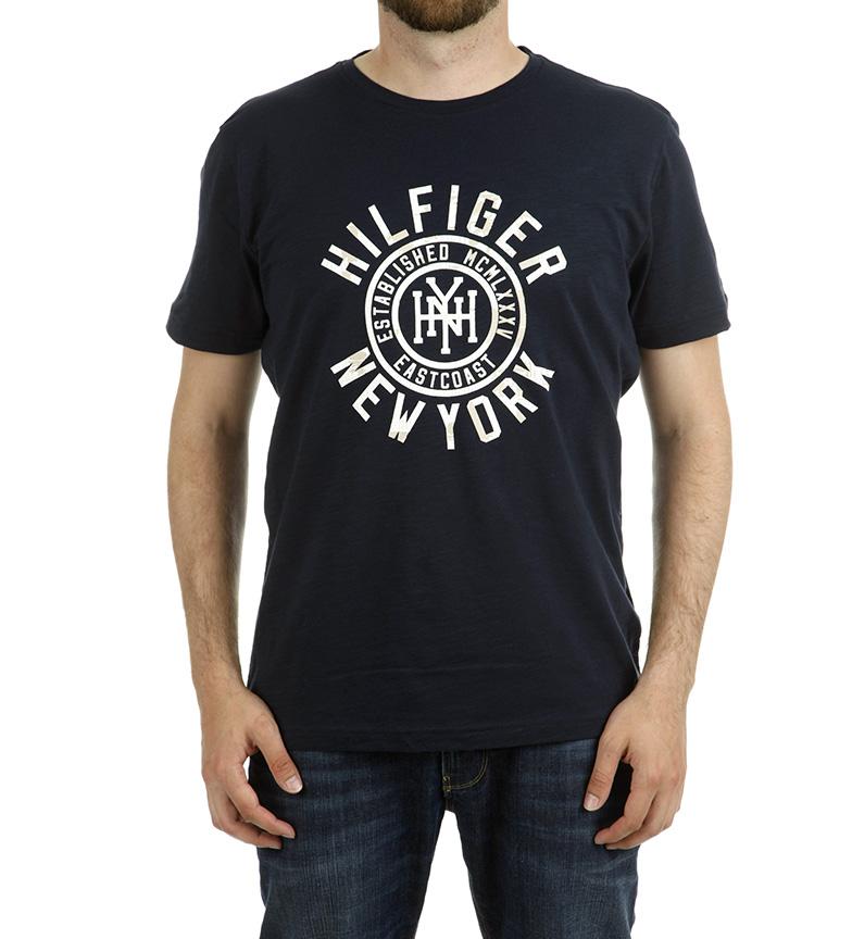 Comprar Tommy Hilfiger T-shirt bleu foncé Varick