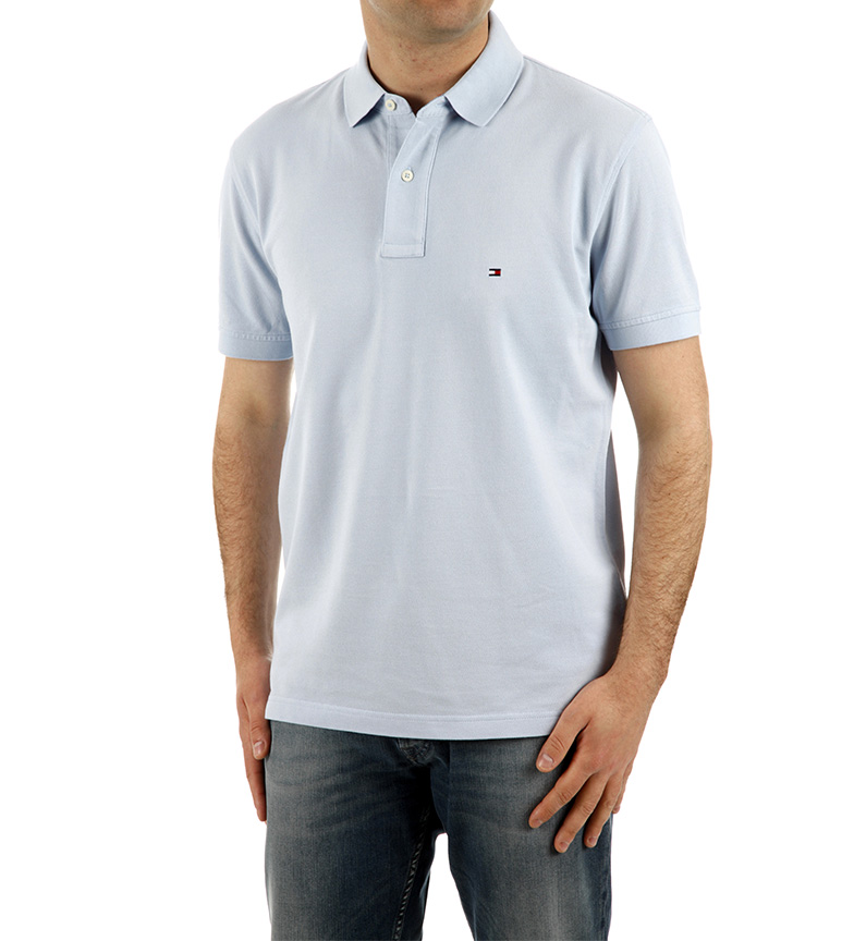 Celeste Tommy Polo New Original Hilfiger POukXiZ