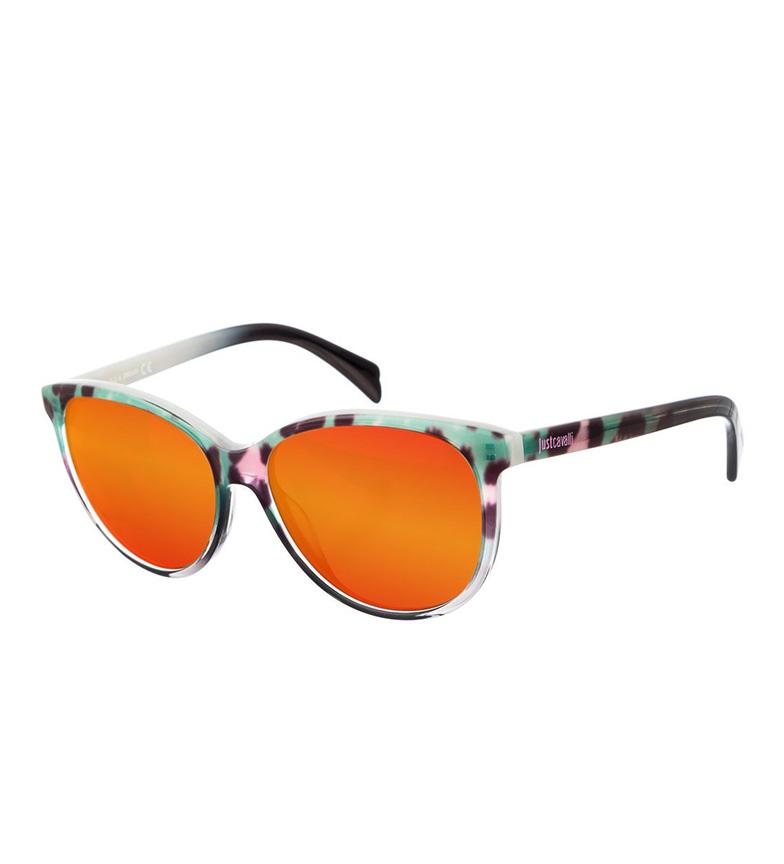 Just Cavalli Gafas de sol JC680S habana verde