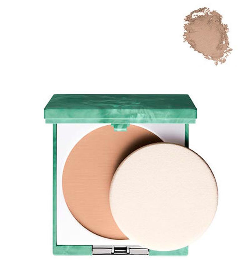 Comprar Clinique Compact Stay Matte Powder huile SHEER séjour 7,6gr couleur 03 beige / mixte peau, graisse, très Grasas-