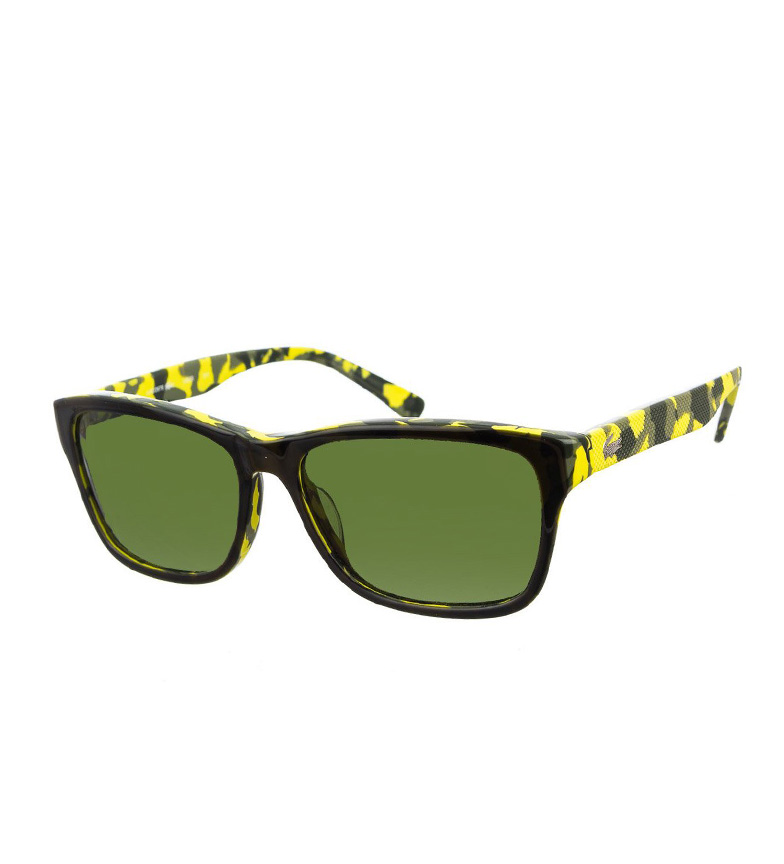 Lacoste Gafas de sol L683S verde oscuro-militar
