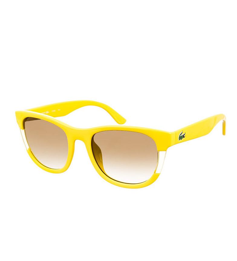 Lacoste Gafas de sol L739S granate