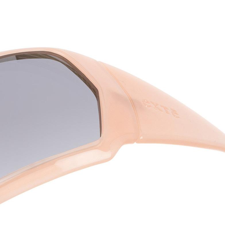 Exte Gafas de sol beige claro cristal