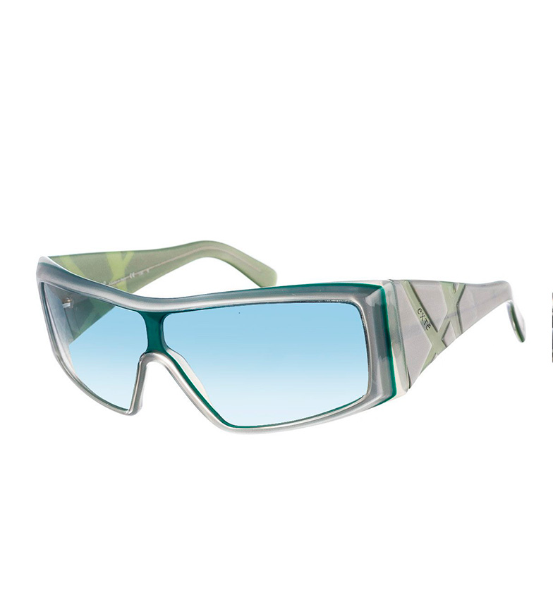 Exte Gafas de sol gris-azul verdoso
