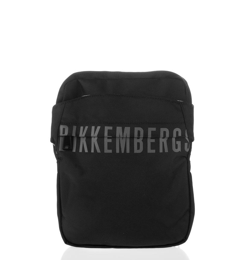 Comprar Bikkembergs Bandolera DB-Cover black -21x27x3cm-