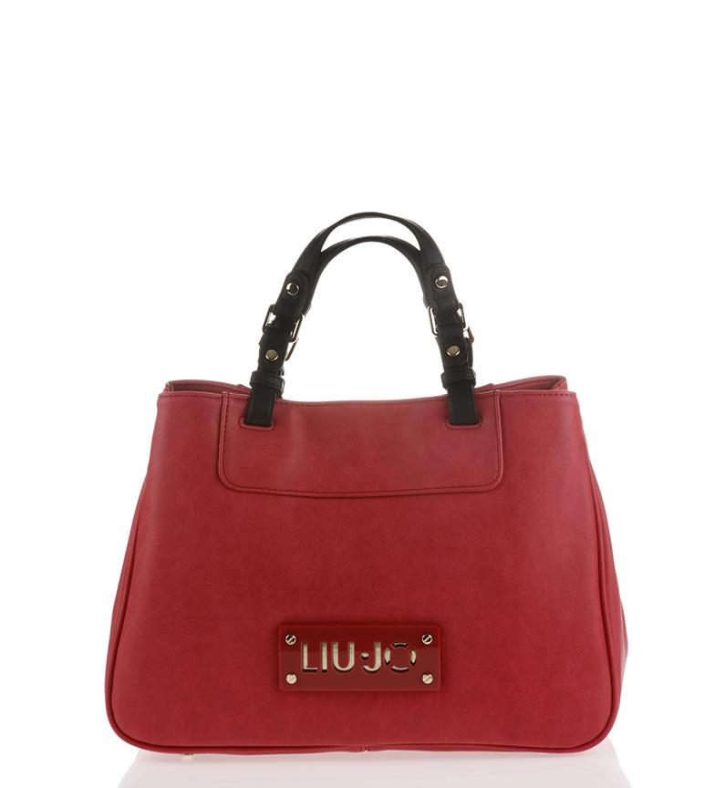 Comprar Liu Jo Bolso Shopping Bag Dia rojo-35x15x24cm-
