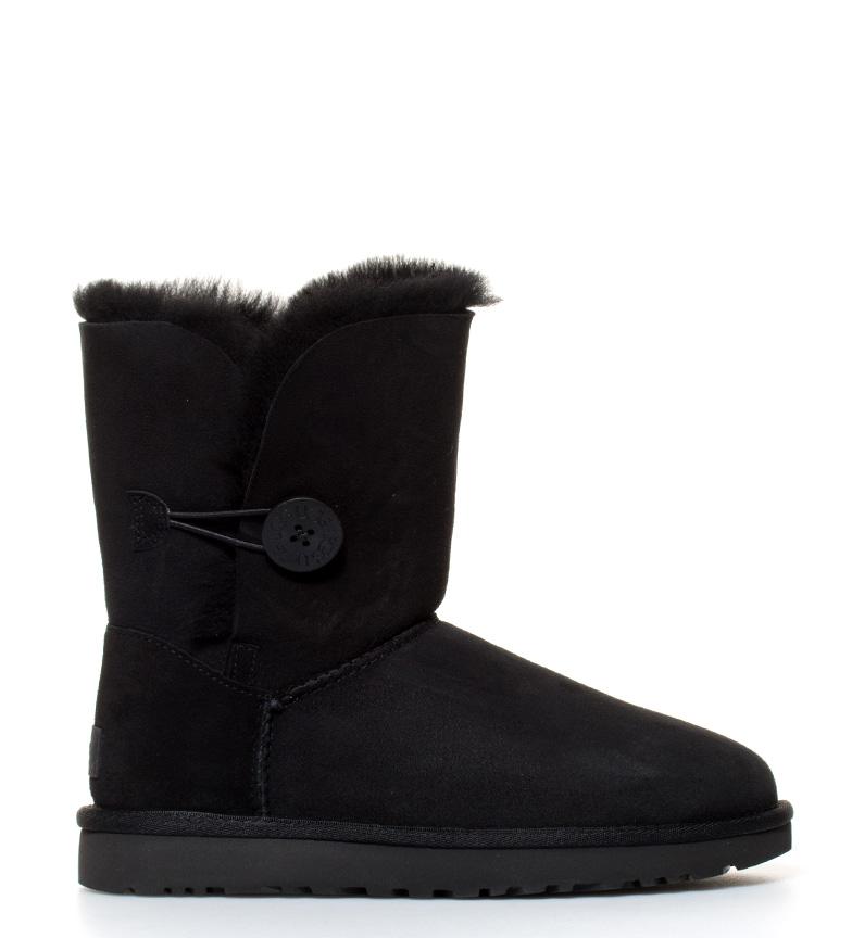 Comprar UGG Australia Black boots Bailey Button II