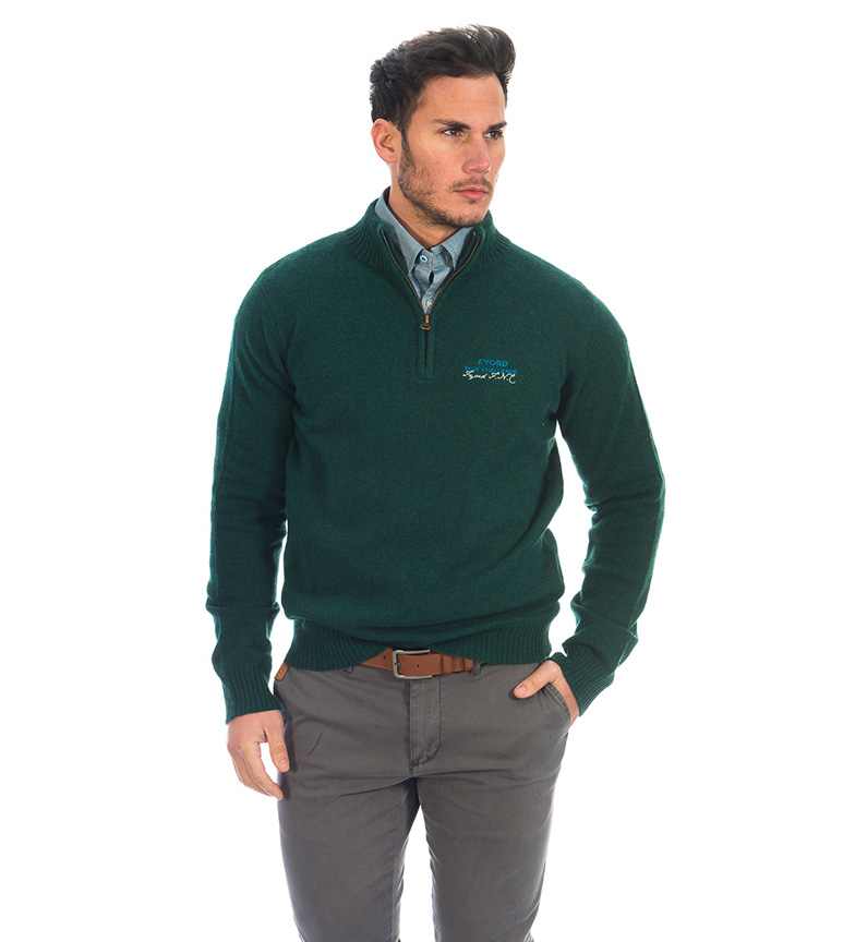 Comprar Fyord Foresta Corindi maglia verde