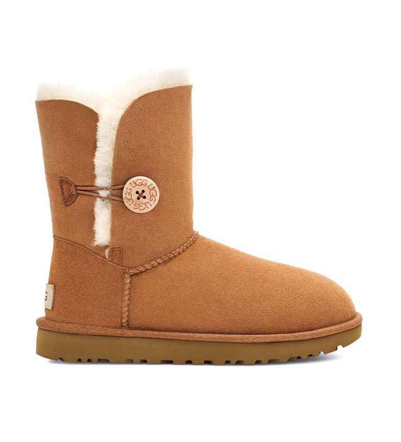 Comprar UGG Australia Bottes brunes Bailey Button II