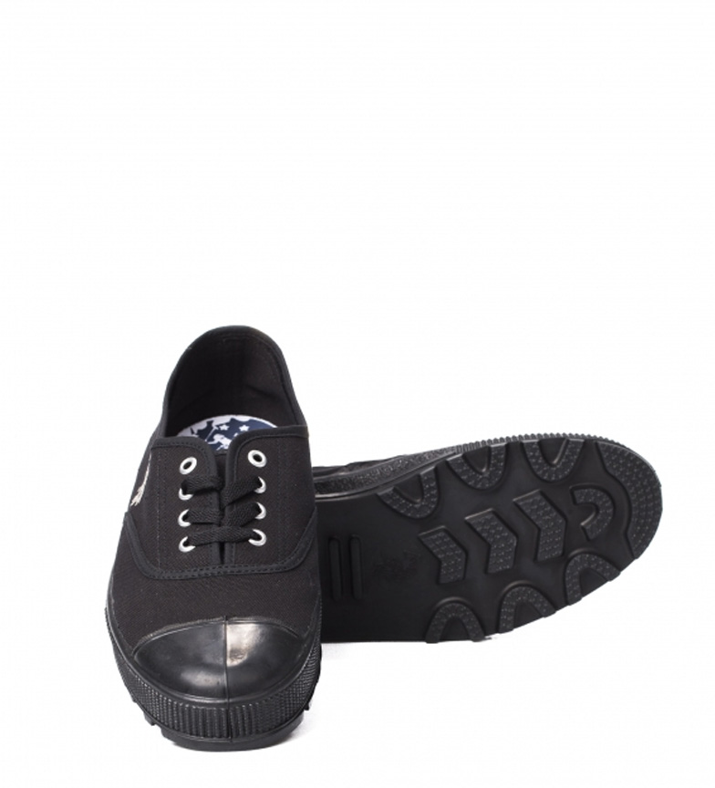 U.S. Polo Zapatillas unisex Spare Low negro