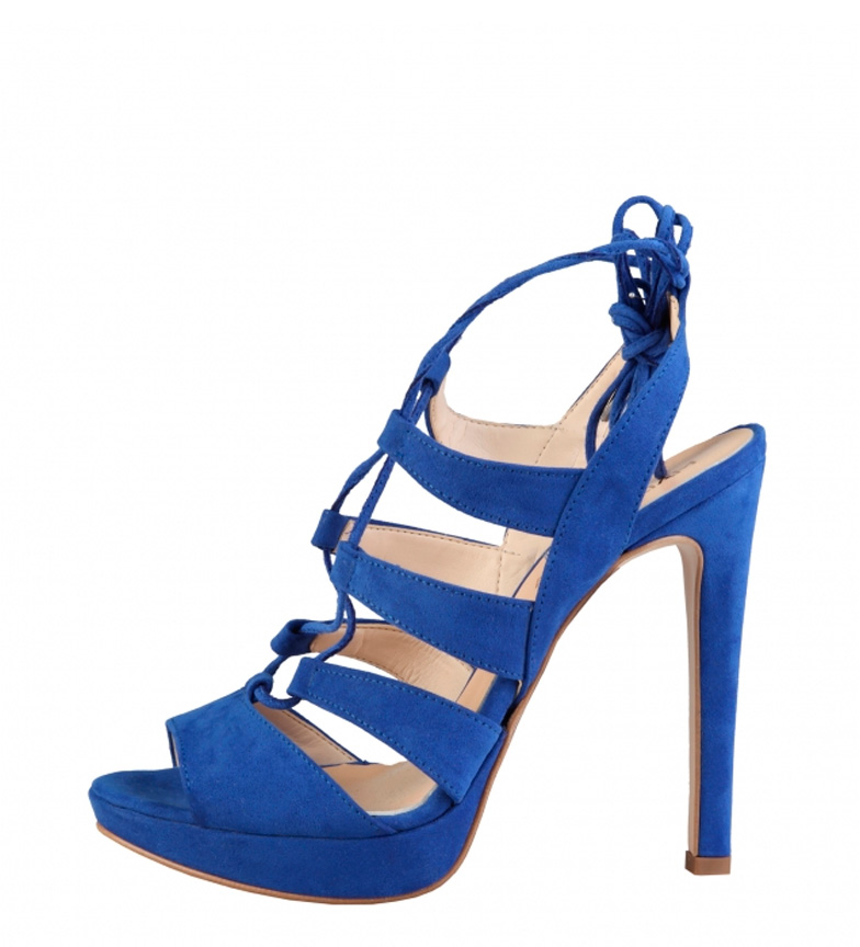 Comprar Made In Italia Flaminia blue sandals -Heel height: 12.5cm-