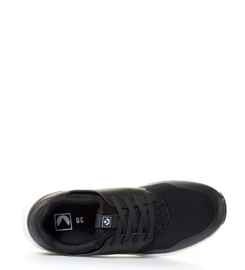 negro neopreno Victoria Sneakers Victoria de Sneakers xwq8BnXqz