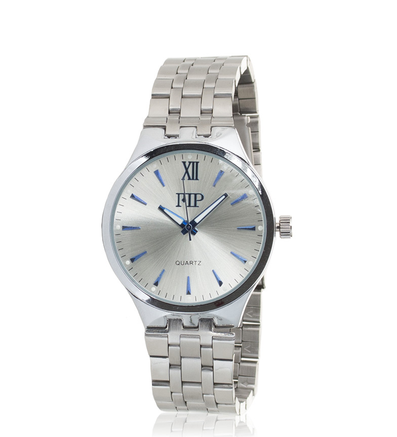 Comprar Marsan Piel Relógio analógico Silver Street