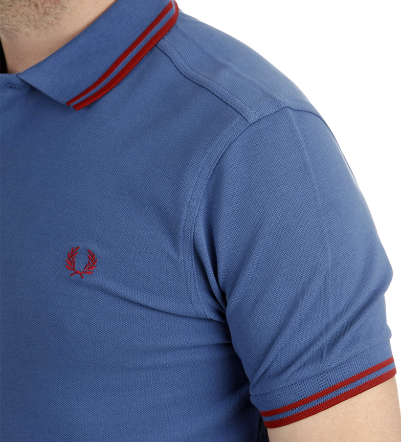 Fred Perry Polo M3600 azul