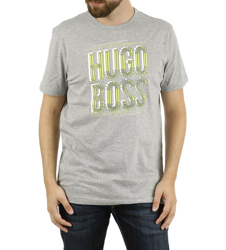 Comprar Hugo Boss Camiseta Tee 2 gris melange