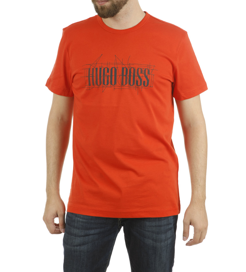 Comprar Hugo Boss T-1 orange