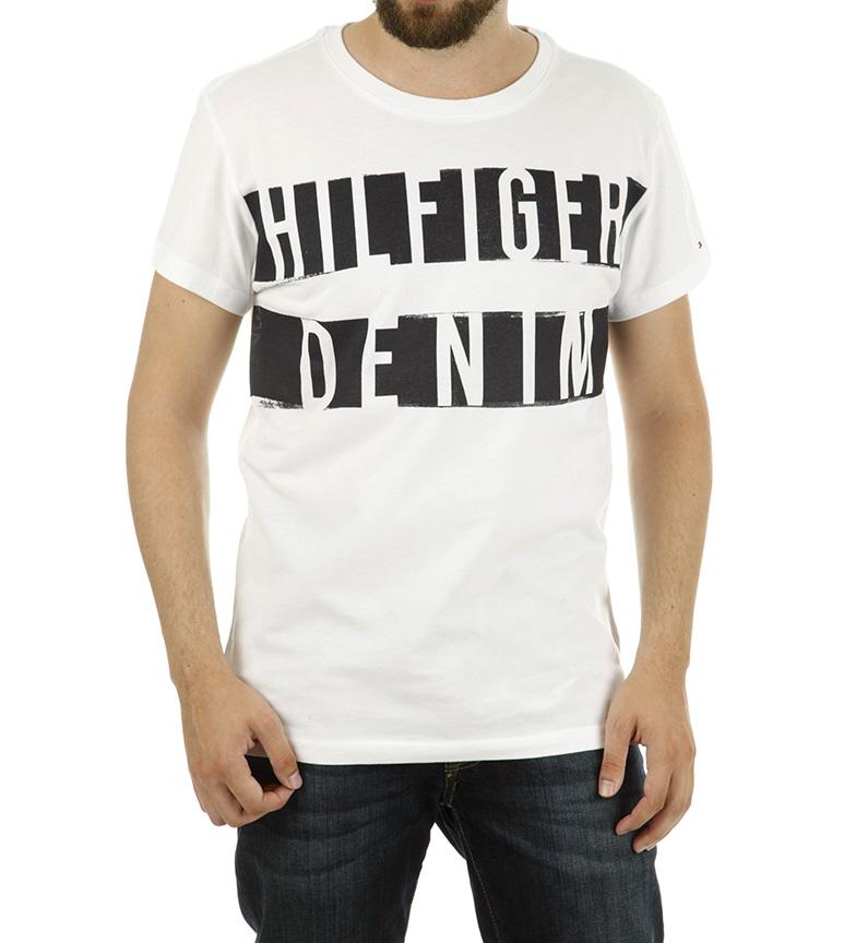 Comprar Tommy Hilfiger Camiseta Denim blanco