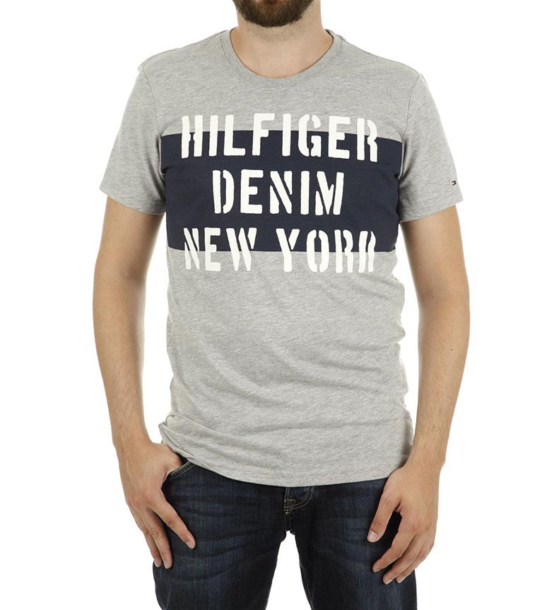 Comprar Tommy Hilfiger Denim Chemises de gris de New York