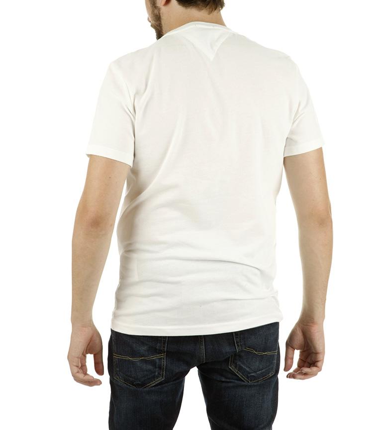 Tommy Hilfiger Camiseta Denim New York blanco