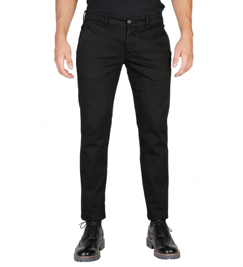 Comprar Oxford University Merton calças pretas