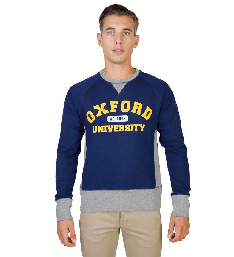 Comprar Oxford University Marinha camisola 1096
