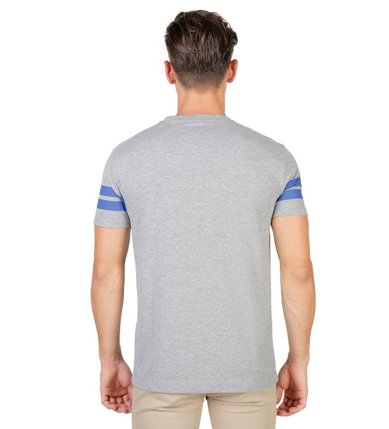 University T Oxford Camiseta Gris Trinity dEBxoeQrCW