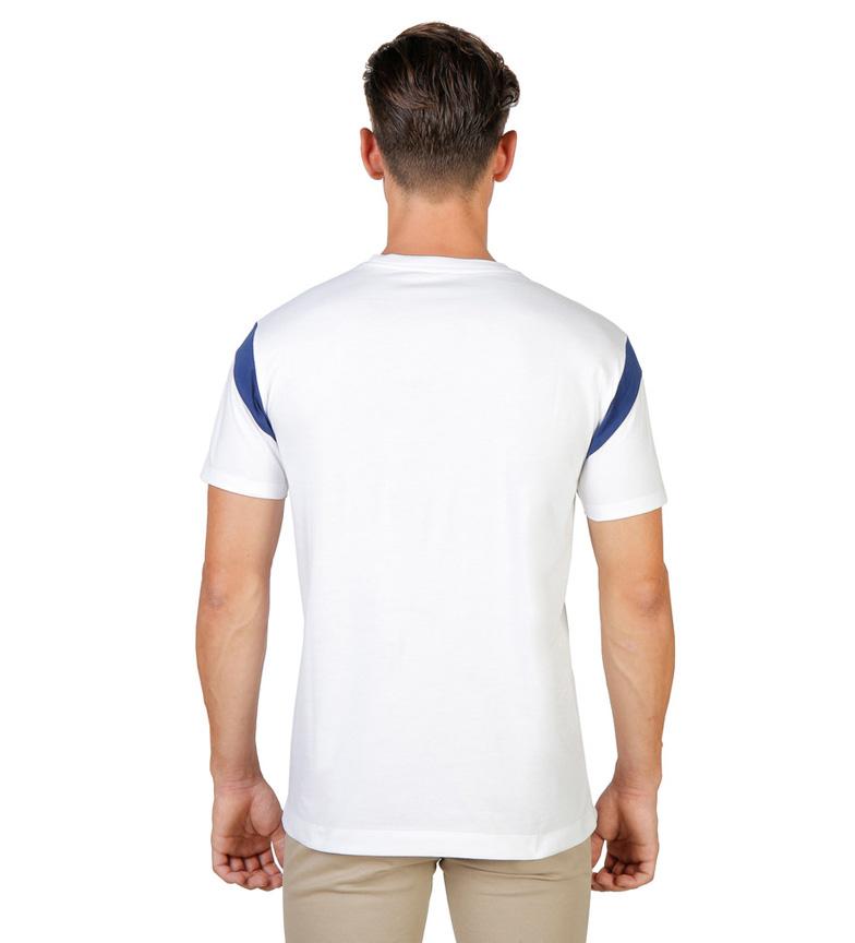 Oxford University Camiseta Oriel Varsity Blanco plukke en beste forsyning billig pris salgbar for salg gratis frakt eksklusive 1gTXClsB