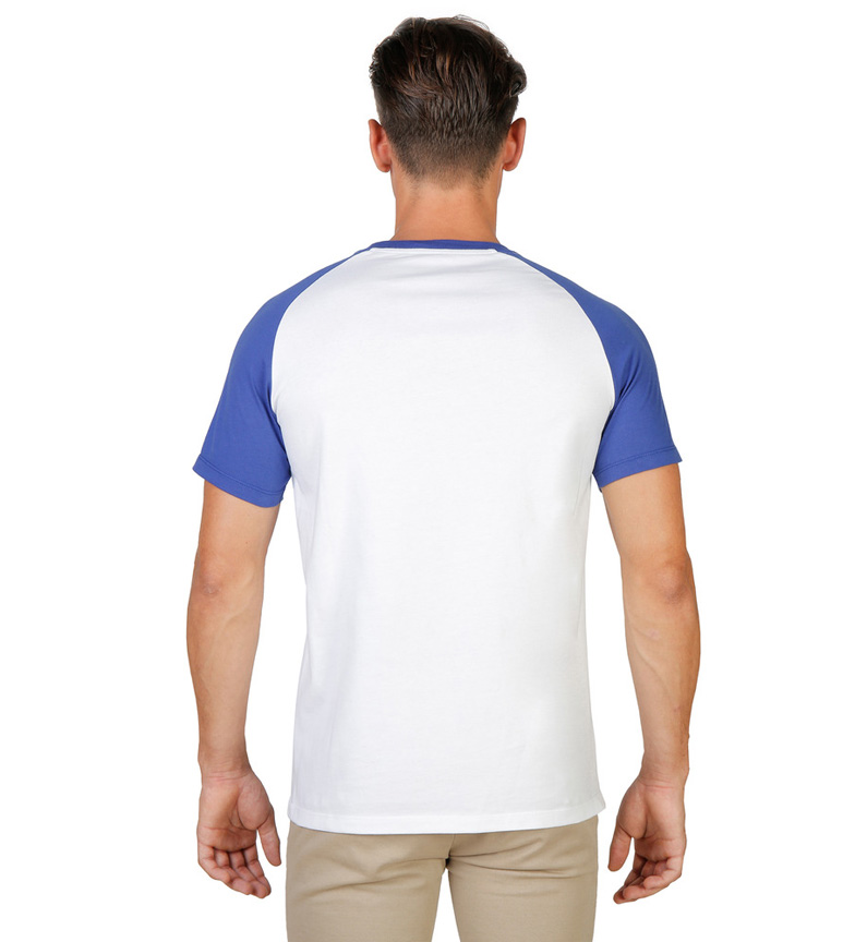 Oxford University Camiseta Trinity 1555 blanco