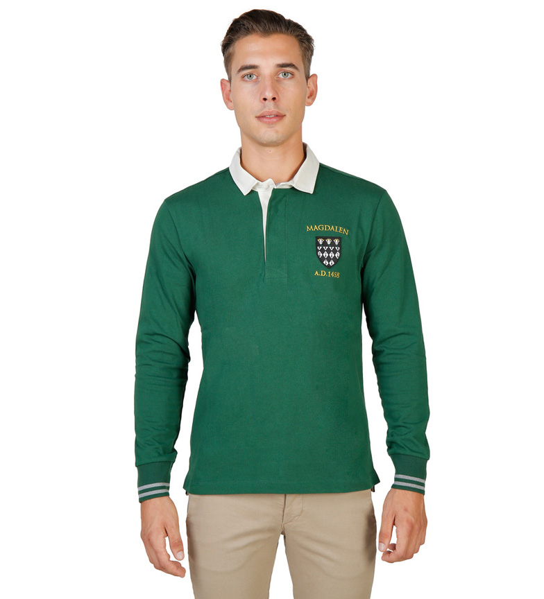 A dVerde Oxford University Polo Magdalen wOk8nXZ0PN