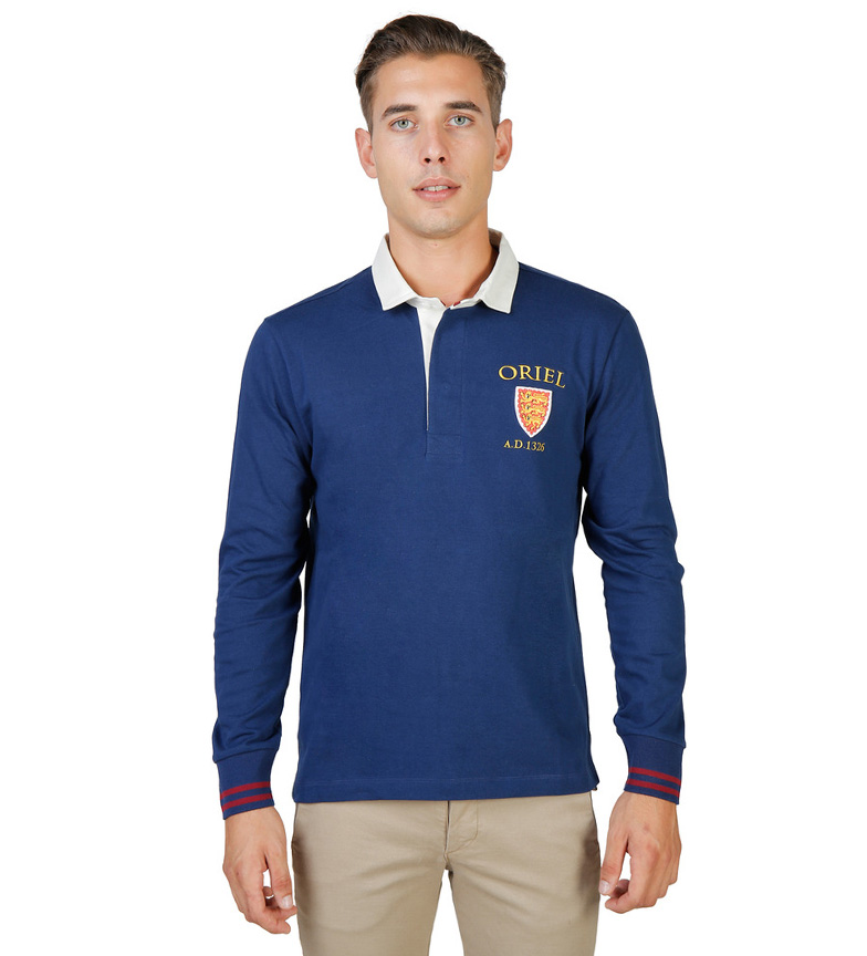 Comprar Oxford University Oriel Polo Blue 1326