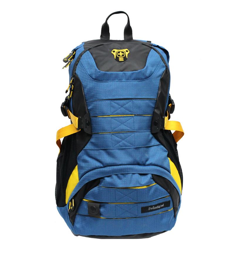 Comprar Swiss Digital Backpack blue color -52x33x20cm-