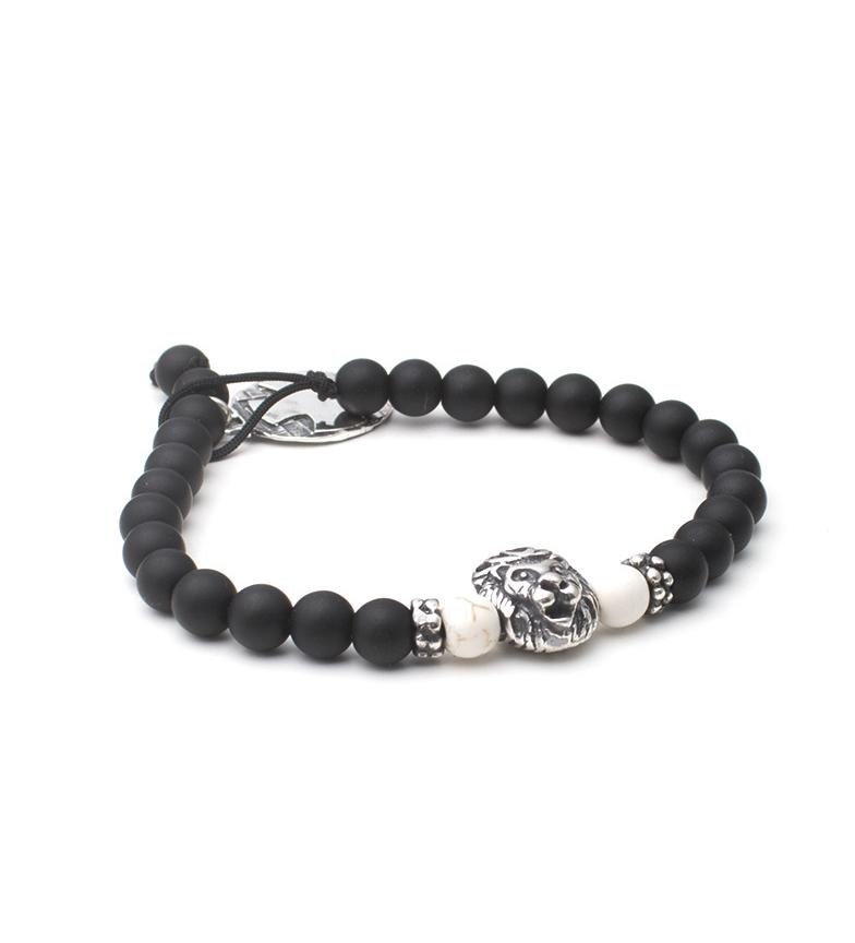 Comprar Yocari Silver Lion Oxin Bracelet