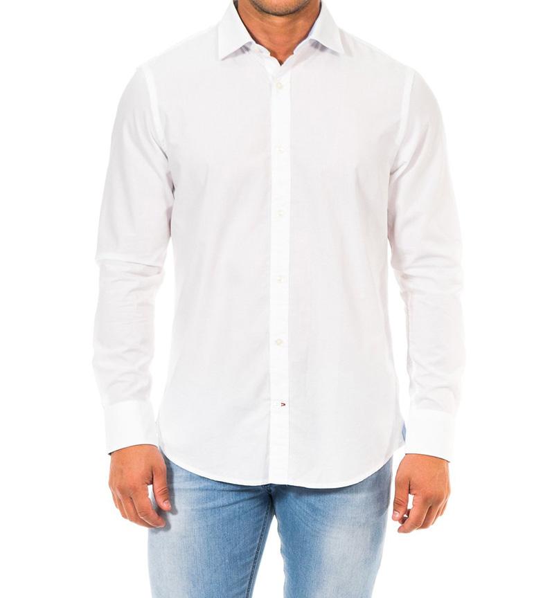 Napapijri Camisa Eidsvoll blanco