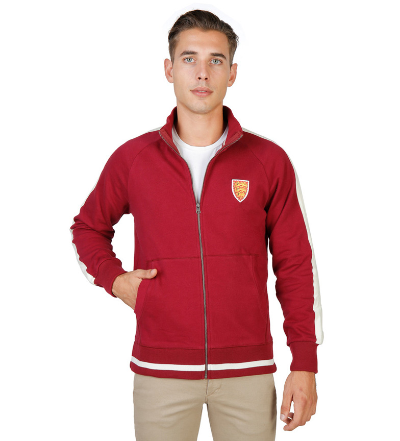 Comprar Oxford University Sweat-shirt rouge Whately