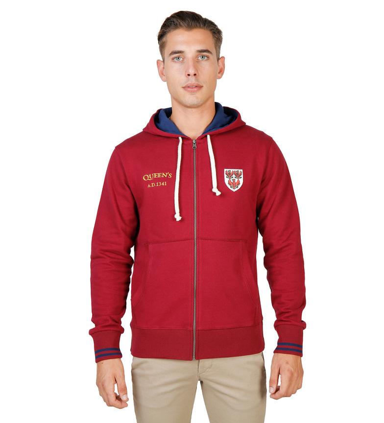 Comprar Oxford University Red Aylmer Sweatshirt