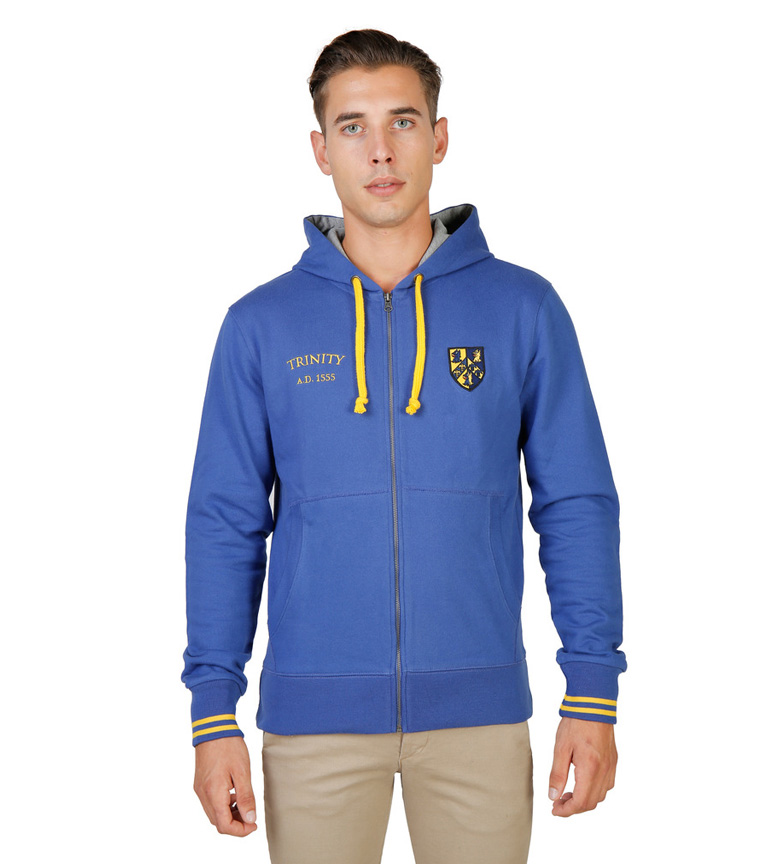 Comprar Oxford University Sweat-shirt bleu Krebs