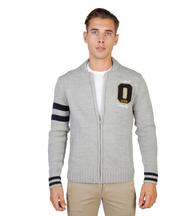 Comprar Oxford University Grey Jersey Huxley